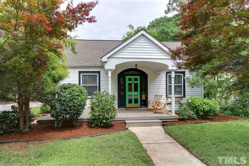 Photo of 114 Dixie Trail, Raleigh, NC 27607 (MLS # 2327001)