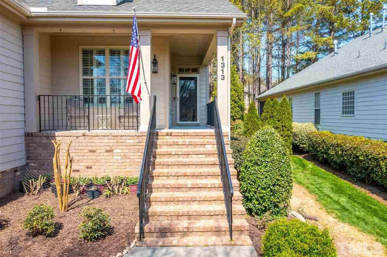 Photo of 1313 Vanagrif Court, Wake Forest, NC 27587 (MLS # 2377002)