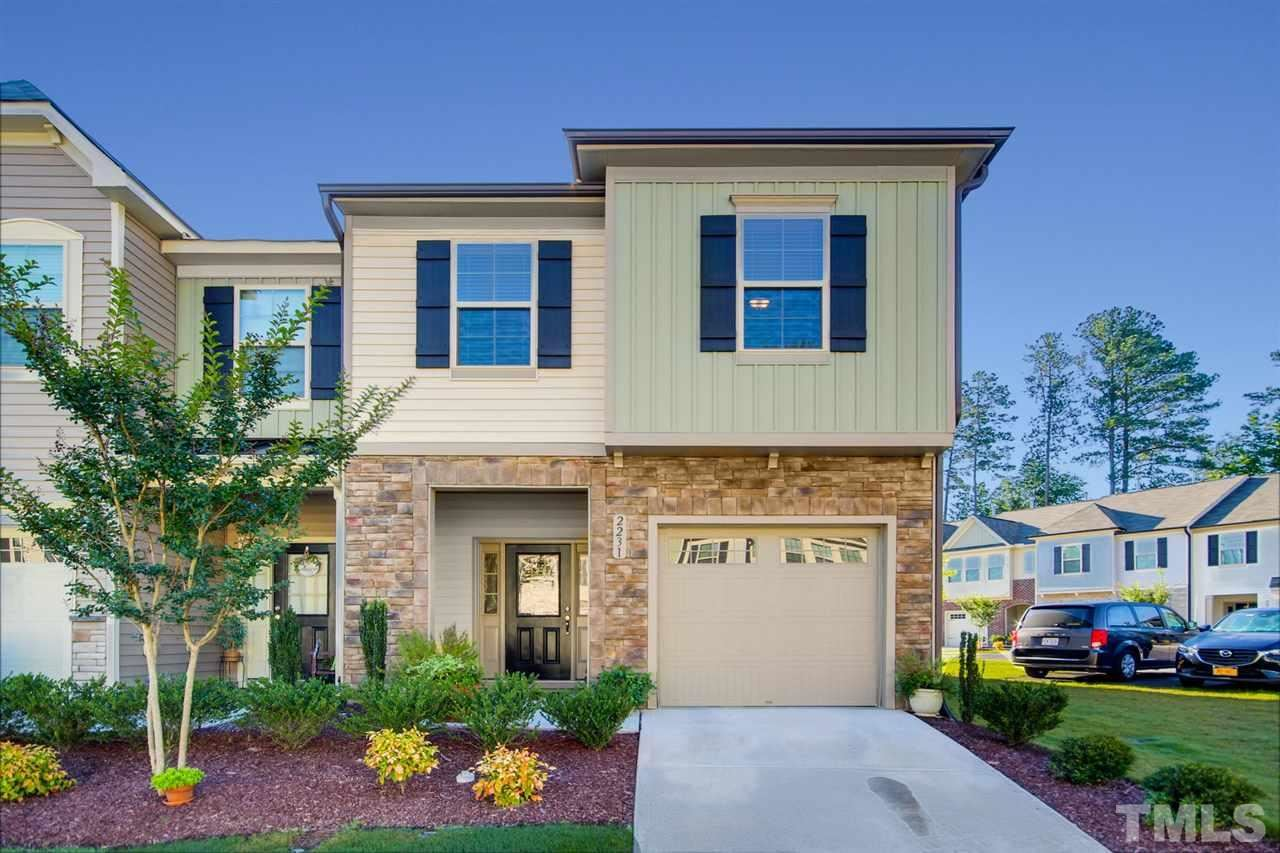 Photo of 2231 Sweet Annie Way, Wake Forest, NC 27587 (MLS # 2328007)