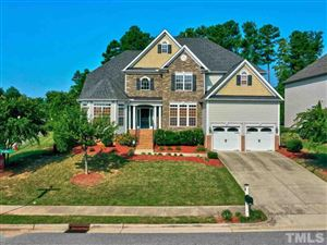 Photo of 2001 Weaver Forest Way, Morrisville, NC 27560 (MLS # 2278009)
