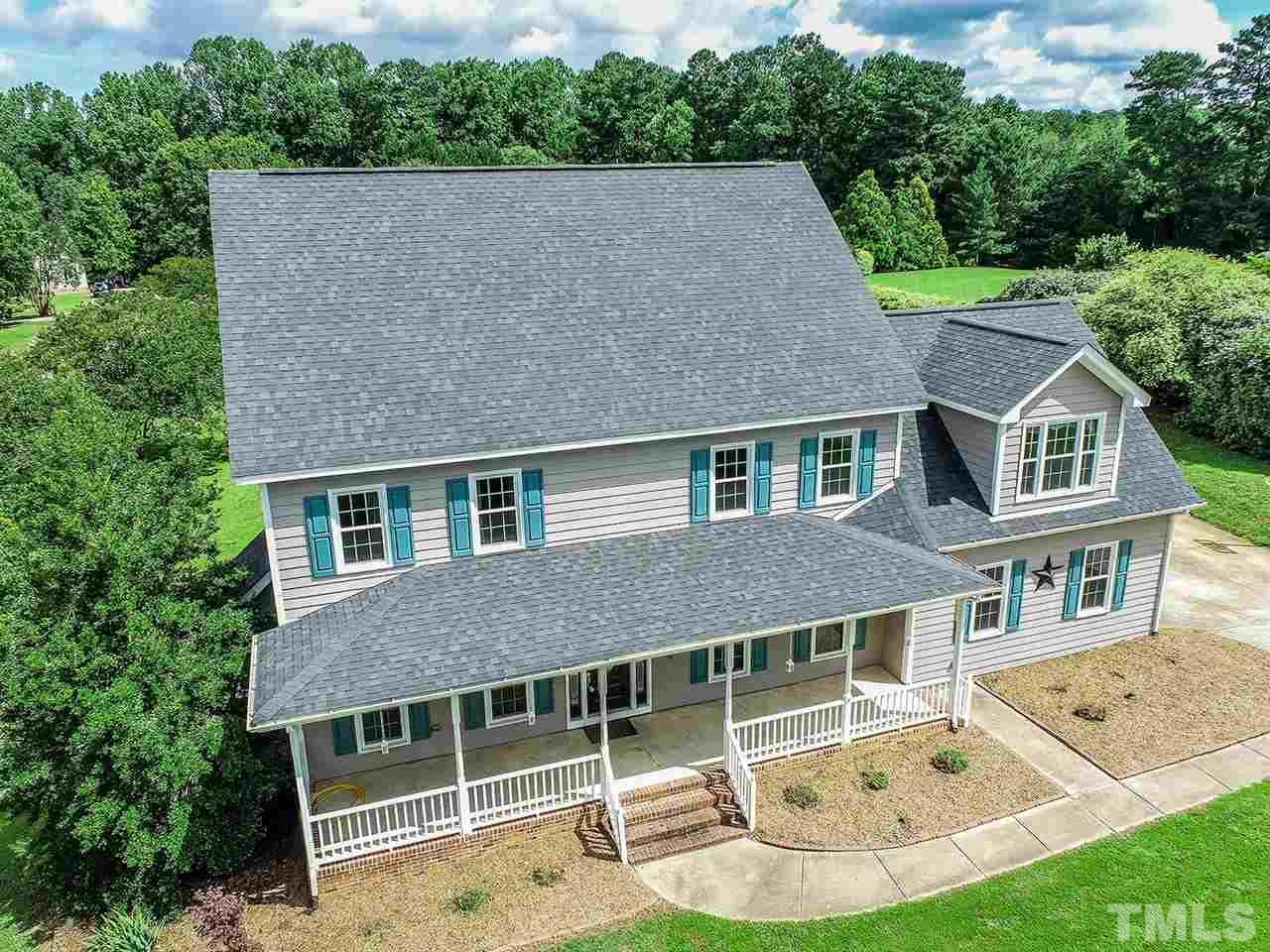 Photo of 2337 Knoll Ridge Lane, Wake Forest, NC 27587 (MLS # 2327009)