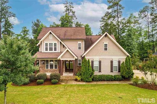 Photo of 2658 Silver Bend Drive, Apex, NC 27539 (MLS # 2378015)
