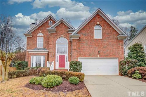 Photo of 303 Fincastle Drive, Cary, NC 27513-6267 (MLS # 2362016)