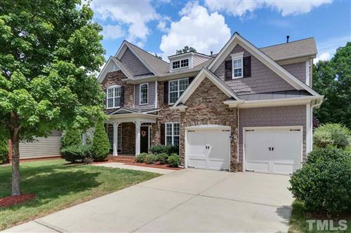 Photo of 807 Huntsworth Place, Cary, NC 27513 (MLS # 2349017)