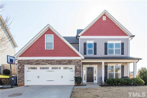 Photo of 5717 Sarcelle Street, Holly Springs, NC 27540 (MLS # 2362020)