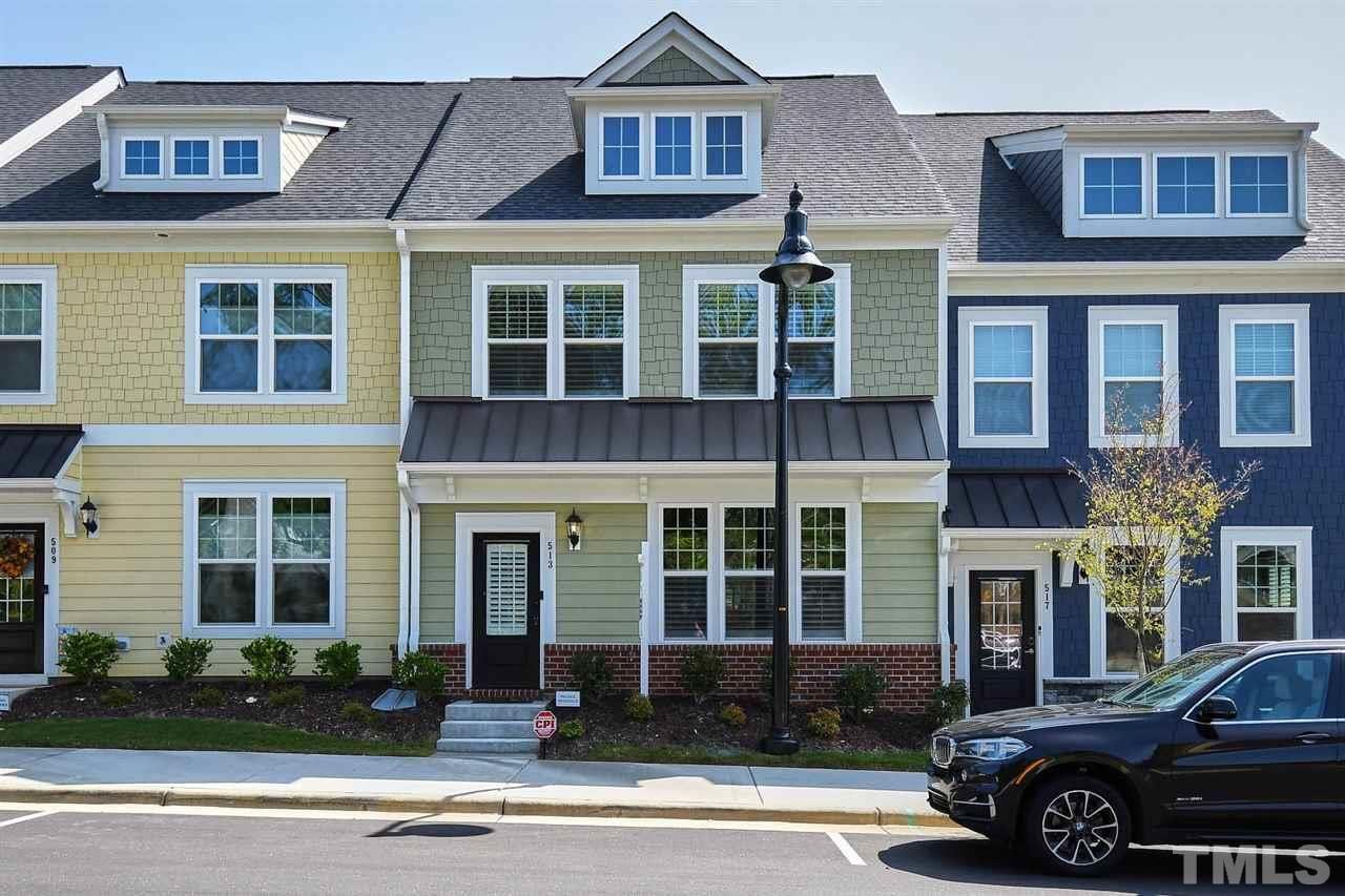 513 Brooks Street, Wake Forest, NC 27587 - MLS#: 2343022