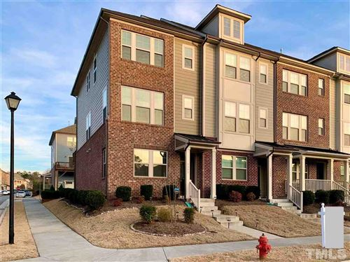 Photo of 1351 Town Home Drive, Apex, NC 27502 (MLS # 2306025)