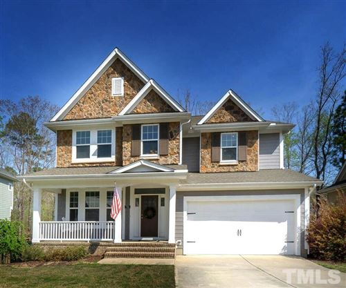 Photo of 765 Ancient Oaks Drive, Holly Springs, NC 27540 (MLS # 2378025)
