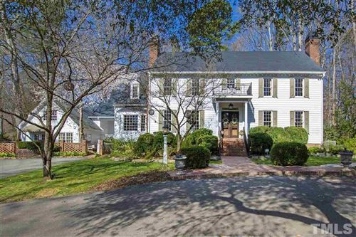 Photo of 3323 Alleghany Drive, Raleigh, NC 27609-6903 (MLS # 2376026)
