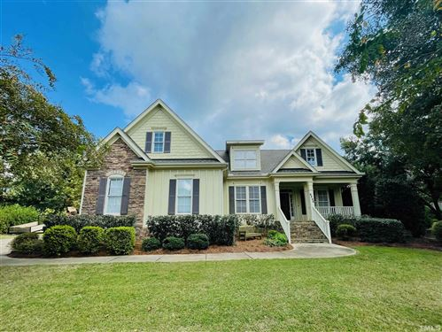Photo of 6720 Fawn Hoof Trail, Holly Springs, NC 27540 (MLS # 2413027)