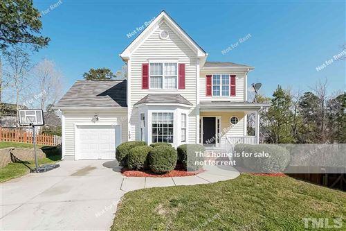 Photo of 109 Tyler Gate Lane, Holly Springs, NC 27540-7562 (MLS # 2378028)