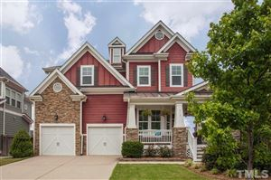 Photo of 212 Pointe Park Circle, Holly Springs, NC 27540 (MLS # 2260032)