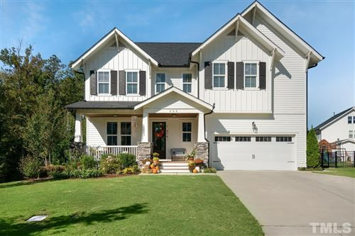 Photo of 505 Quaker Meadows Court, Holly Springs, NC 27540 (MLS # 2415032)