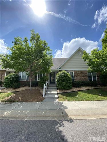 Photo of 11310 Clubhaven Place #102, Raleigh, NC 27617 (MLS # 2320037)