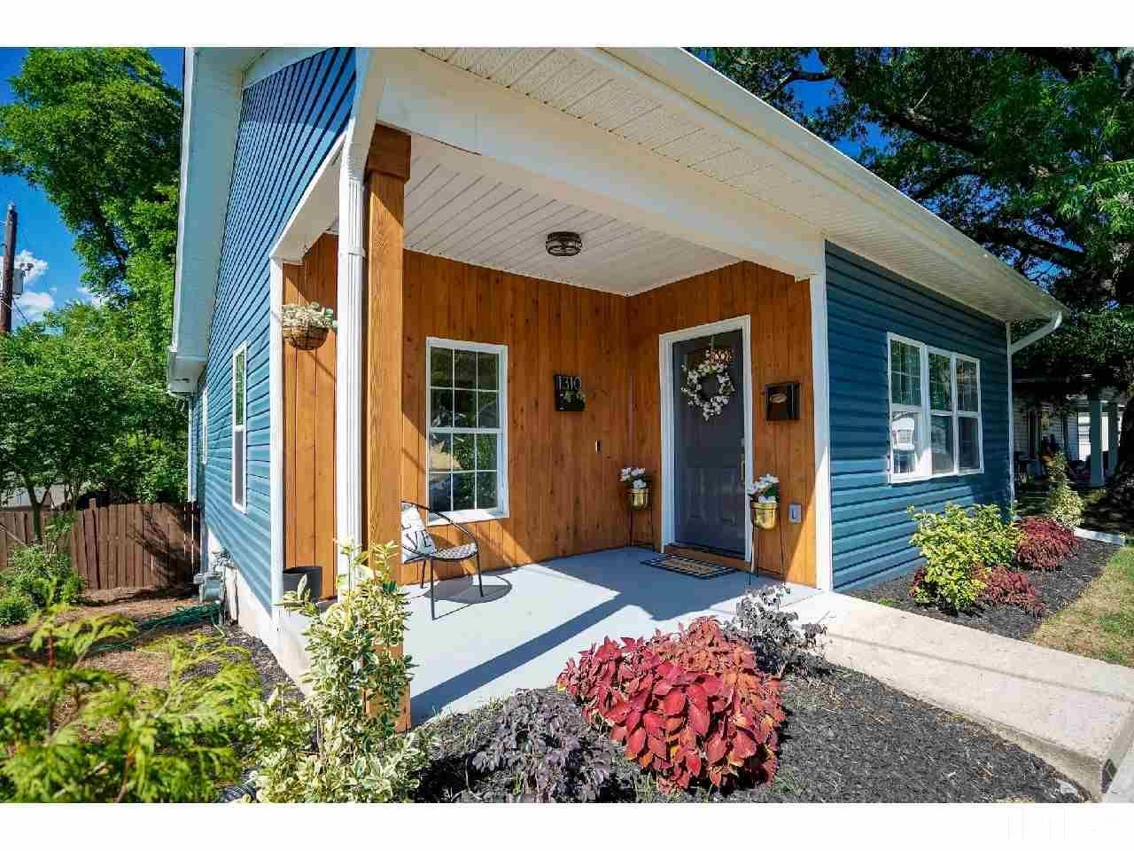 Photo of 1310 Jackson Street, Durham, NC 27701 (MLS # 2327037)