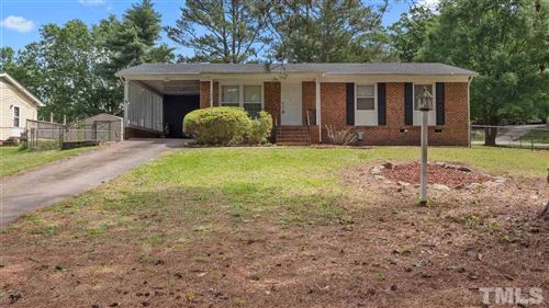 Photo of 7308 Bentley Wood Lane, Raleigh, NC 27616 (MLS # 2322041)