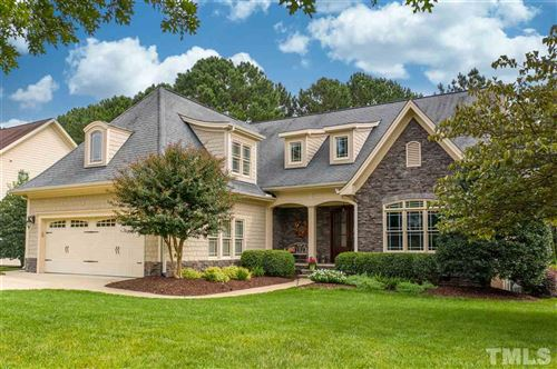 Photo of 1216 Heritage Heights Lane, Wake Forest, NC 27587 (MLS # 2345041)