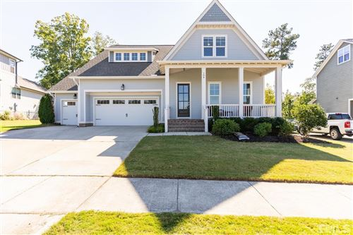 Photo of 104 Quaker Meadows Court, Holly Springs, NC 27540 (MLS # 2414041)