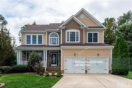Photo of 9700 Clover Bank Street, Wake Forest, NC 27587 (MLS # 2414042)