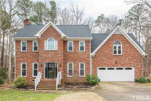 Photo of 4104 Millyork Court, Apex, NC 27539 (MLS # 2302049)