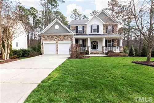 Photo of 4015 Red Grape Drive, Raleigh, NC 27607 (MLS # 2303051)