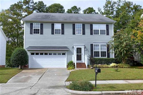 Photo of 2100 Rocky Mountain Way, Apex, NC 27502 (MLS # 2349052)