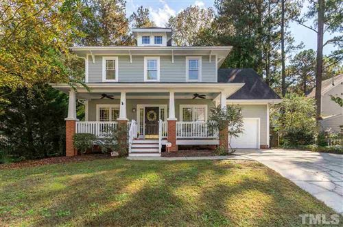 Photo of 106 Rustic Pine Court, Apex, NC 27502 (MLS # 2351053)