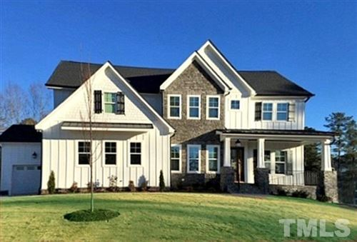 Photo of 3828 Sleepy Brook Lane, Apex, NC 27539 (MLS # 2351055)