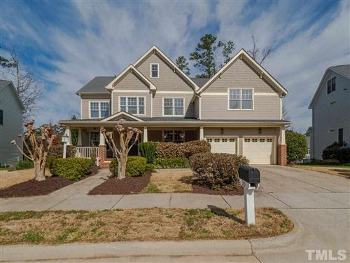 Photo of 313 Greenfield Knoll Drive, Cary, NC 27519 (MLS # 2305056)