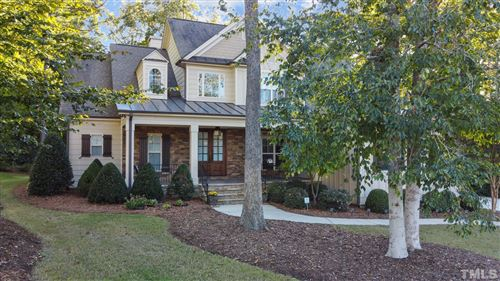 Photo of 313 Bishop Falls Road, Wake Forest, NC 27587-1316 (MLS # 2415057)