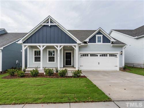 Photo of 108 Blue Hydrangea Lane, Holly Springs, NC 27540 (MLS # 2339069)