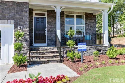 Photo of 261 Golf Vista Trail #1307, Holly Springs, NC 27540 (MLS # 2345073)