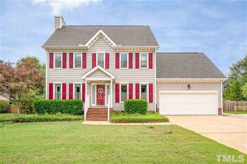 Photo of 712 Guadeloupe Court, Holly Springs, NC 27540 (MLS # 2322076)