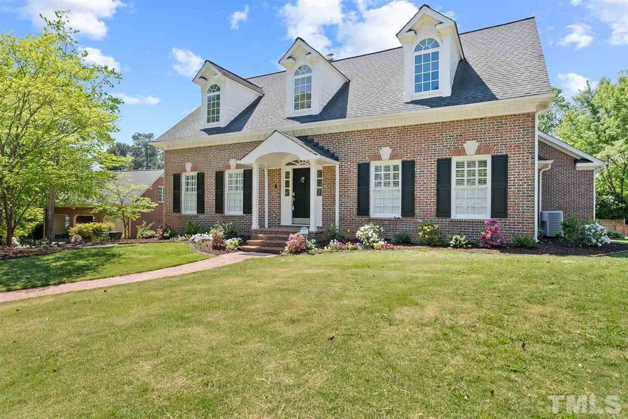 Photo of 4103 City Of Oaks Wynd, Raleigh, NC 27612 (MLS # 2381076)