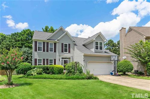 Photo of 210 Boltstone Court, Cary, NC 27513 (MLS # 2391077)