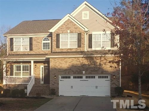 Photo of 310 Knollcrest Lane, Knightdale, NC 27545 (MLS # 2362080)