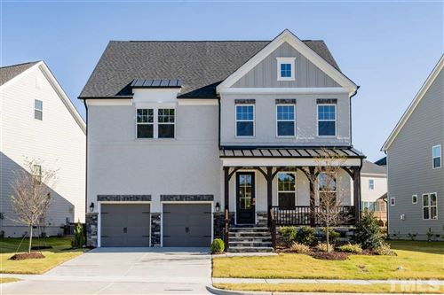 Photo of 920 Village View Lane #Lot 131, Cary, NC 27519 (MLS # 2285081)