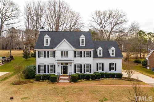 Photo of 8026 Hogan Drive, Wake Forest, NC 27587 (MLS # 2361082)