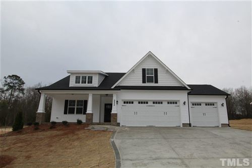Photo of 222 Heart Pine Drive, Wendell, NC 27591 (MLS # 2286083)