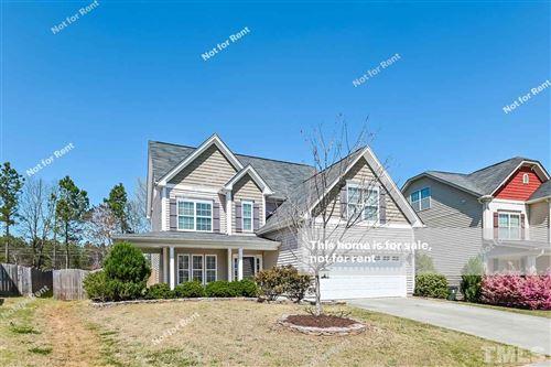 Photo of 108 Sweet Violet Drive, Holly Springs, NC 27540-9804 (MLS # 2375085)
