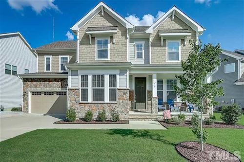 Photo of 1216 Stonemill Falls Drive, Wake Forest, NC 27587 (MLS # 2337089)