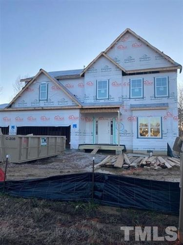 Photo of 2949 Thurman Dairy Loop #Lot 27, Wake Forest, NC 27587 (MLS # 2349101)