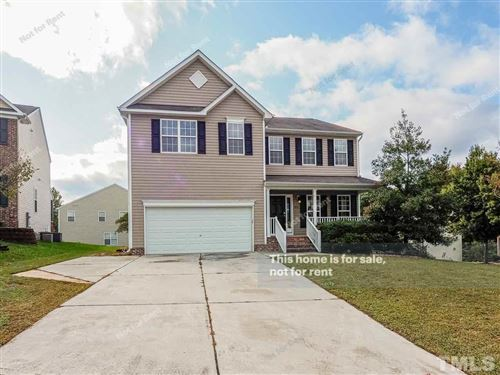 Photo of 8713 Gooch Court, Wake Forest, NC 27587-4351 (MLS # 2349104)