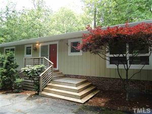 Photo of 620 Sugarberry Road, Chapel Hill, NC 27514 (MLS # 2284107)