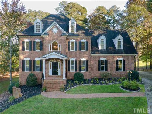 Photo of 4840 Sunset Forest Circle, Holly Springs, NC 27540 (MLS # 2349107)