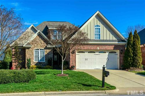 Photo of 203 Sonoma Valley Drive, Cary, NC 27518-5304 (MLS # 2377107)