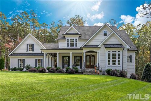 Photo of 12634 Scenic Drive, Raleigh, NC 27614 (MLS # 2351109)