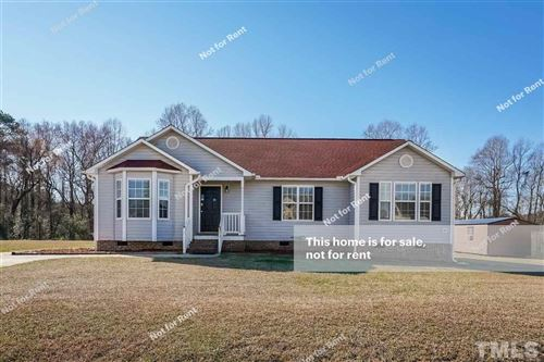 Photo of 124 Saleen Drive, Willow Spring(s), NC 27592-7606 (MLS # 2297110)