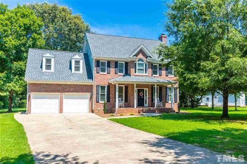 Photo of 3801 Victorian Grace Lane, Apex, NC 27539 (MLS # 2330112)