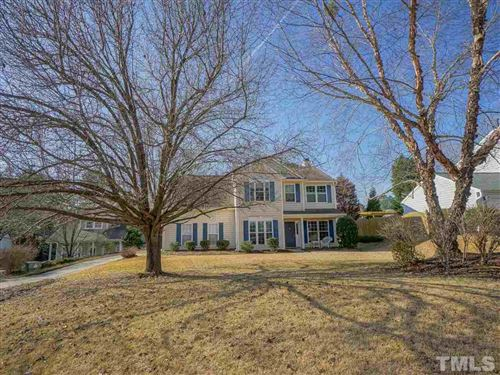 Photo of 414 Thorncrest Drive, Apex, NC 27539 (MLS # 2362112)